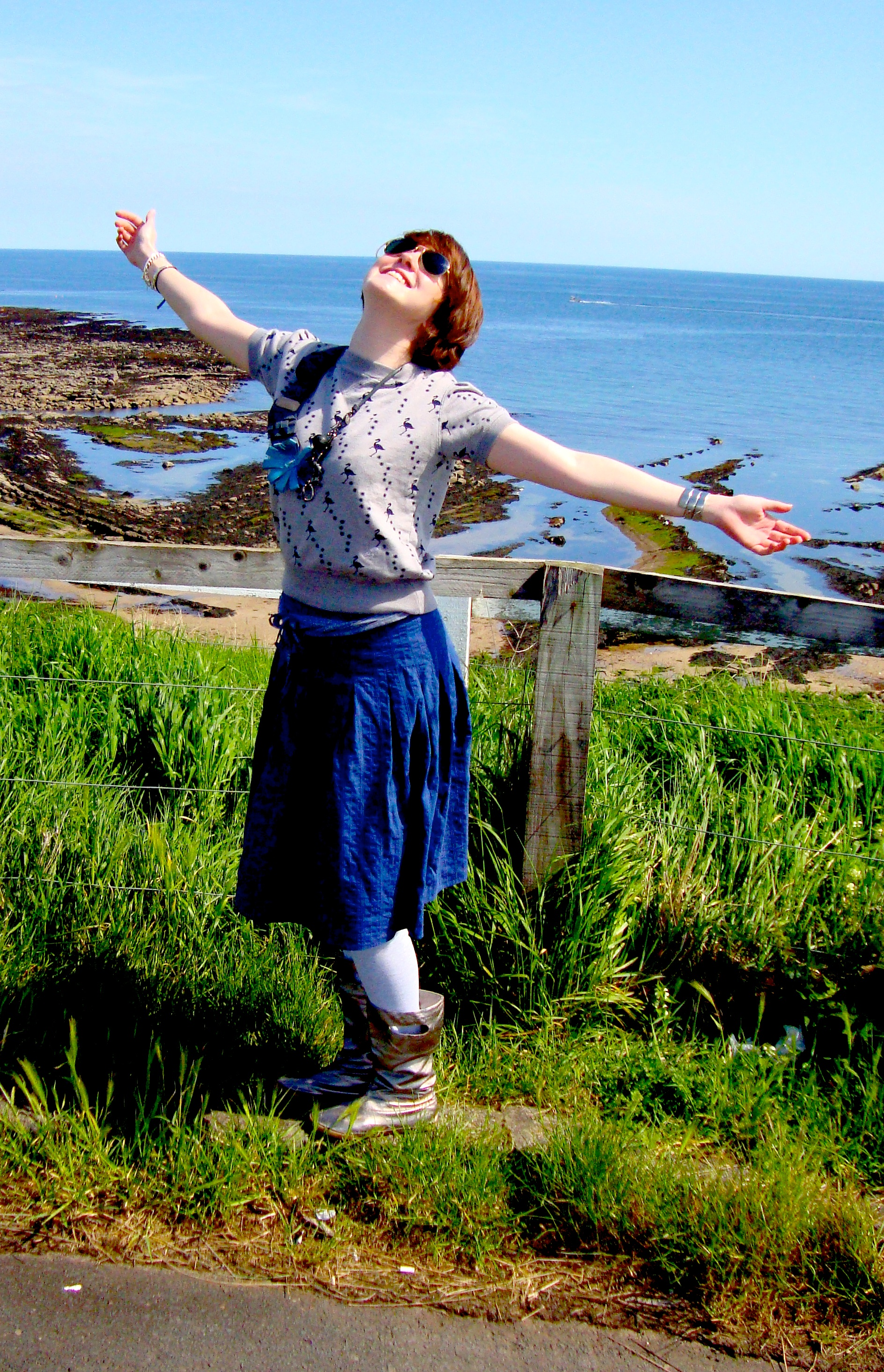 what katie wore in berwick upon tweed