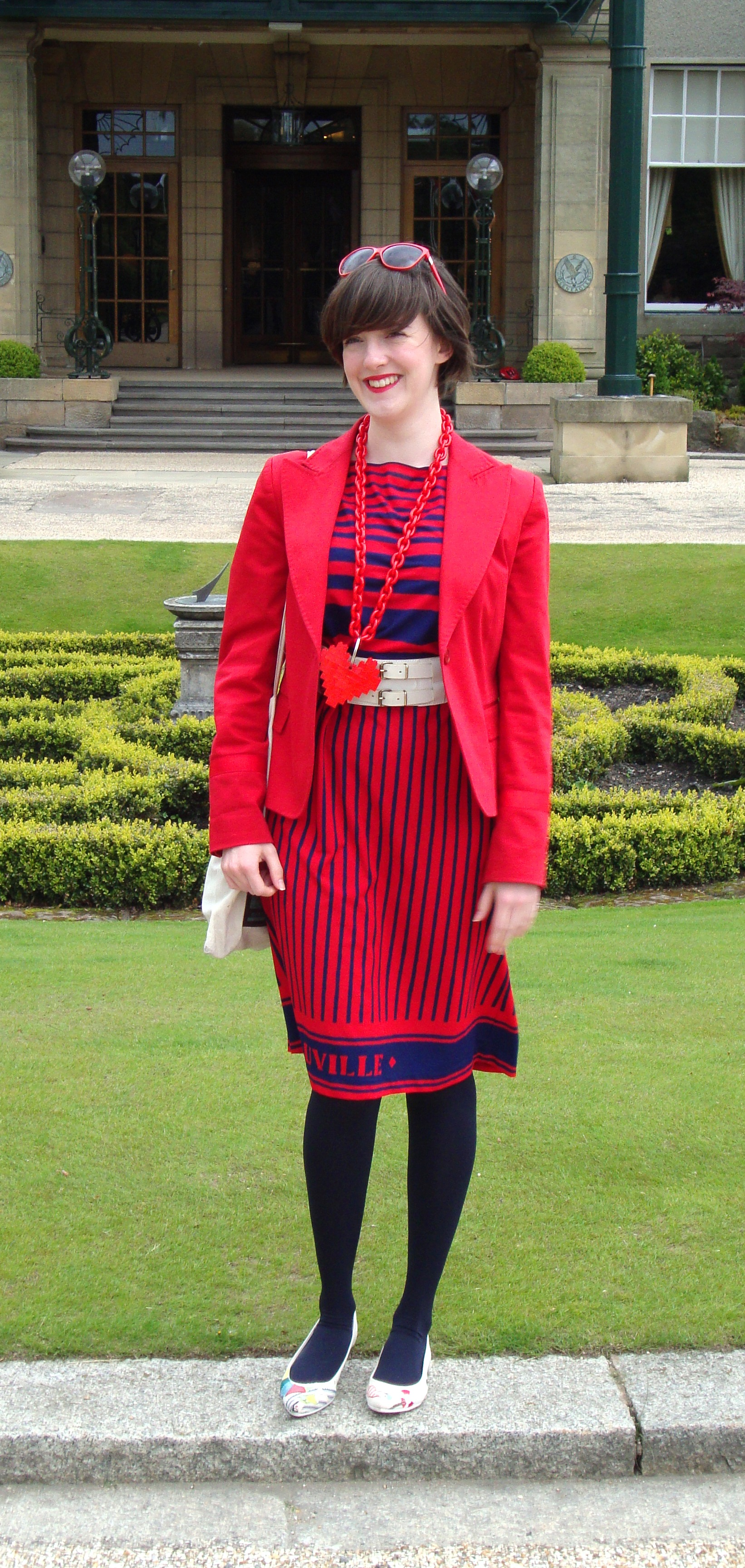 what katie wore to gleneagles